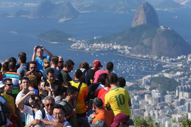Número de turistas estrangeiros fica estagnado, mas satisfação é alta -  SECSP - Sindicato dos Comerciários de São Paulo